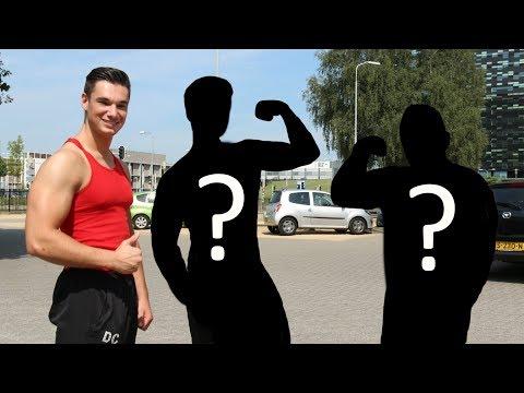 trainingsschema spieren