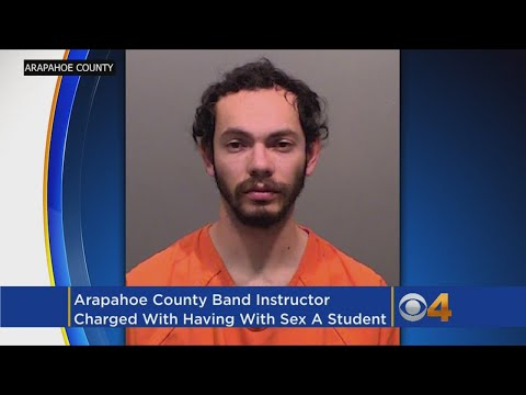 Band Instructor Allegedly Had Sex With 16-year-old Student