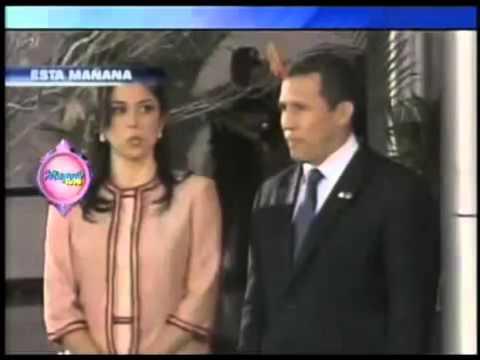Pelea de Ollanta Humala y Nadine Heredia - Analisis de Magaly tv.flv
