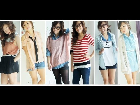 Back To School / Everyday Outfit Ideas