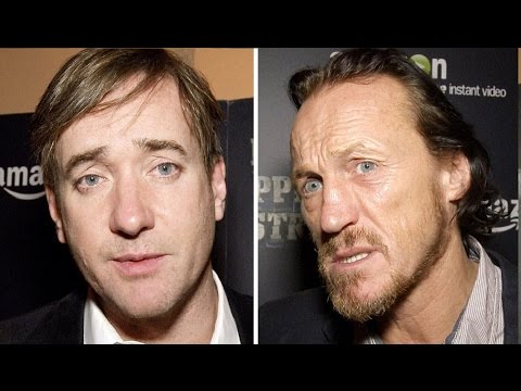 Matthew MacFadyen & Jerome Flynn Interview - Ripper Street Series 3 Premiere