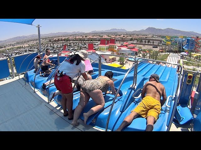 Cowabunga Bay Las Vegas in the USA Mafia Music Clip!