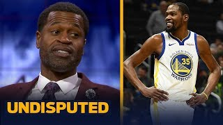 Stephen Jackson thinks KD's comments on MJ and Kobe are 'not a shot' at LeBron   NBA   UNDISPUTED
