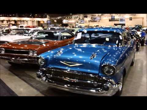 2013 Barrett-Jackson Inaugural Hot August Nights Auction Reno Saturday