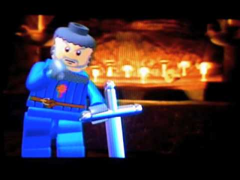 Let's Play LEGO Indiana Jones #34: Cover Your...ummm...Mouth?