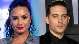 Demi Lovato HOLDING HANDS with G-Eazy After Halsey Split?