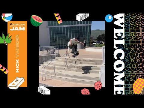 Boost Mobile Switch Jam: Nick Tucker