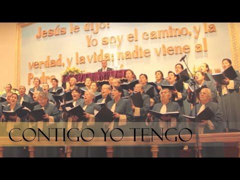 Contigo yo tengo Señor - Coro de Dorcas CIPSA 2012