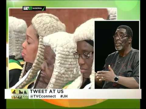 Journalists' Hangout 9th of November 2016   TVC News Nigeria