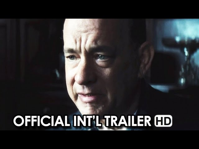 Bridge of Spies International Trailer #1 - Steven Spielberg War Movie (2015) HD