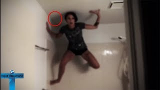 Top 11 Scary Events Caught on Tape - Shocking & Unbelievable Real Videos around the World