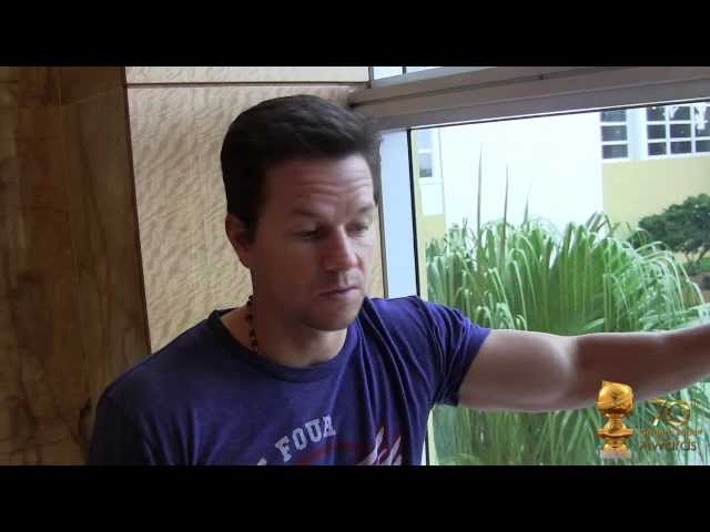 Mark Wahlberg:pumping up for Pain & Gain