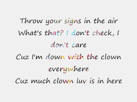 Insane Clown Posse - Clown Love