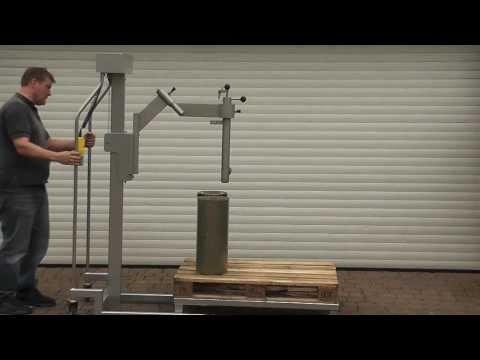 Bespoke Roll Handling, Reel Handling Equipment, Manual Handling Solutions, Lifting Equipment,