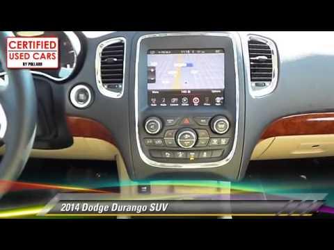 2014 Dodge Durango Lubbock TX 501511
