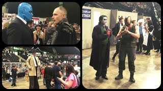 Sheffield Film & Comic Con 2017 / Full Walkthrough & Brilliant Cosplay