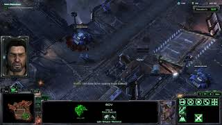 Cendril Plays - Starcraft 2: Wings of Liberty - Ep.3: Defensive Basics