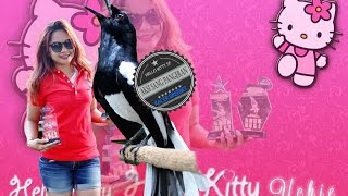 SUARA BURUNG : Kacer Breebet Milik Uchie Mancunk Jadi Burung Terbaik Di Piala Canting.