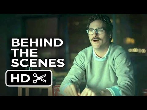 Her Behind-The-Scenes (2013) - Joaquin Phoenix, Rooney Mara Movie HD