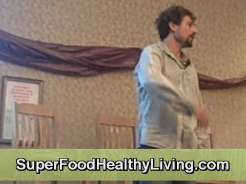 David Wolfe Problems In The Raw Vegan Diet Part 1