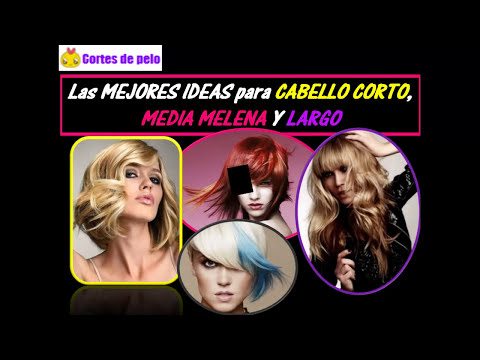 ♥CORTES DE PELO LARGO 2015♥