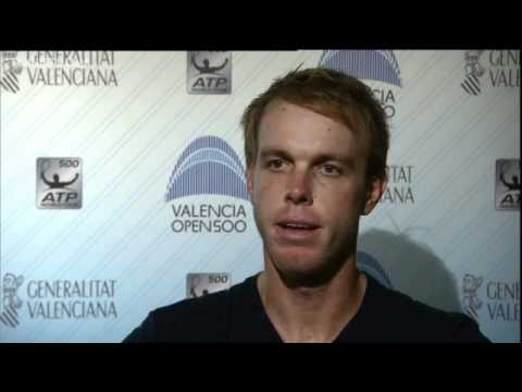 Querrey Reflects On Upset Victory Over Tsonga In Valencia