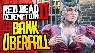 RED DEAD REDEMPTION 2 ???? 019: Ba-Ba-Banküberfall
