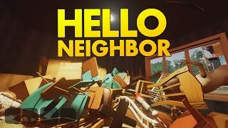 Hello Neighbor - Stealing Everything! - Let