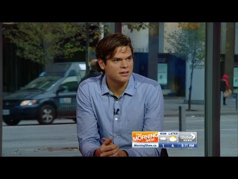 Milos Raonic interview about early career and Face-Off versus Roddick