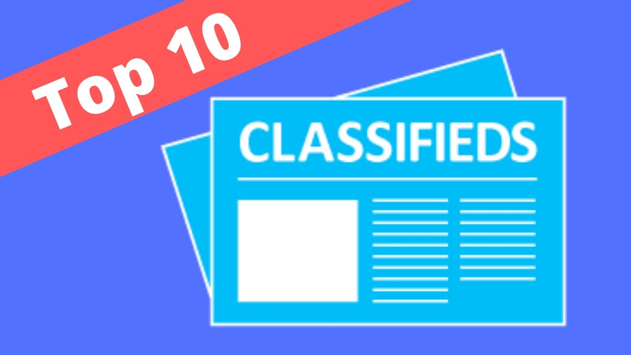 online classifieds found