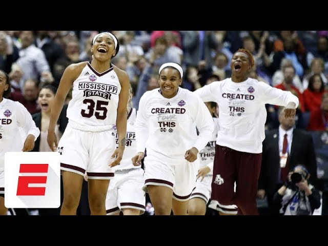 Mississippi State beats Louisville 73-63 in overtime to reach NCAA women's title game | ESPN