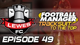 Tracksuit to the Top: Episode 49 | Football Manager 2015