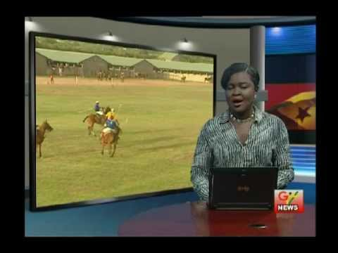 GTV NEWS Ghana: 1st African Beach Polo World Cup Launching in Accra, Ghana