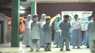 Arabic Song Alif Ba Ta - Eid Al-Adha - Mahad Piapi Al-Islamie