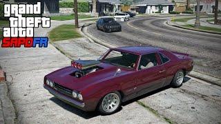 GTA SAPDFR - DOJ 47 - The Mirror Park Loop (Criminal)
