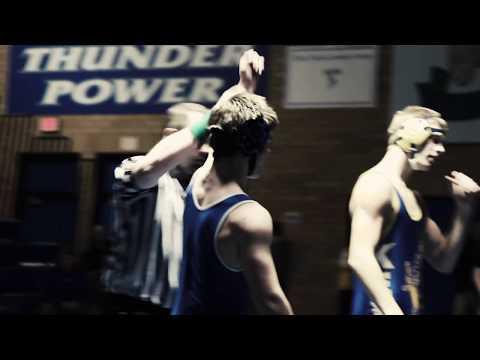 Mountain View High School Thunder Wrestling 2014 Season Video