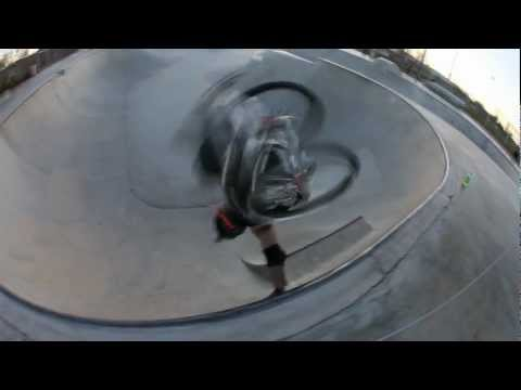 Aaron Wheelz Fotheringham- WCMX - Air 'in