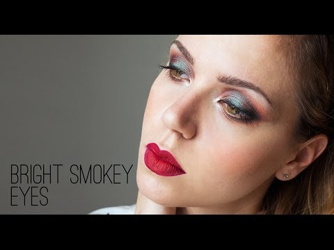 Bright Smokey Eyes