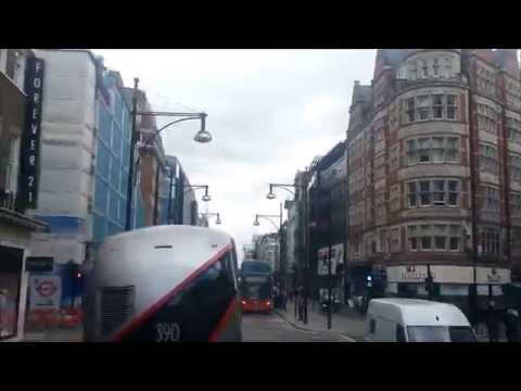 (HD) Route 6 Visual - Willesden to Aldwych