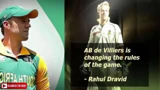 AB de Villiers pics and quotes