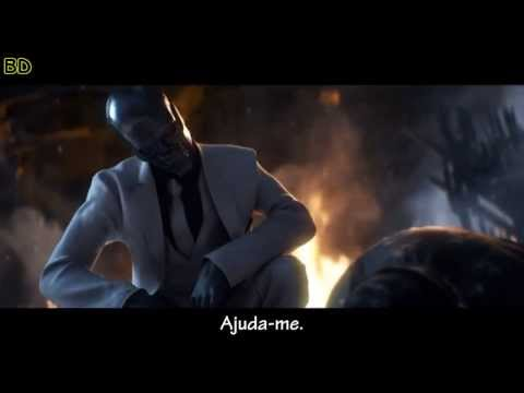 Batman: Arkham Origins trailer [HD][legendado em português]