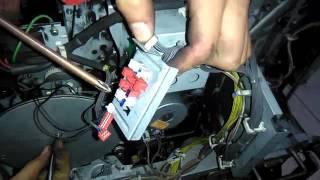 الميكانيكا العامة لماكينة التصوير ريكو 3045 الجزء الاول
