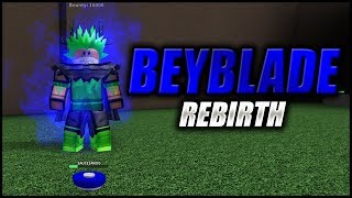 LET IT RIP!   Checking Out This New Beyblade Game on Roblox   Beyblade Rebirth   iBeMaine