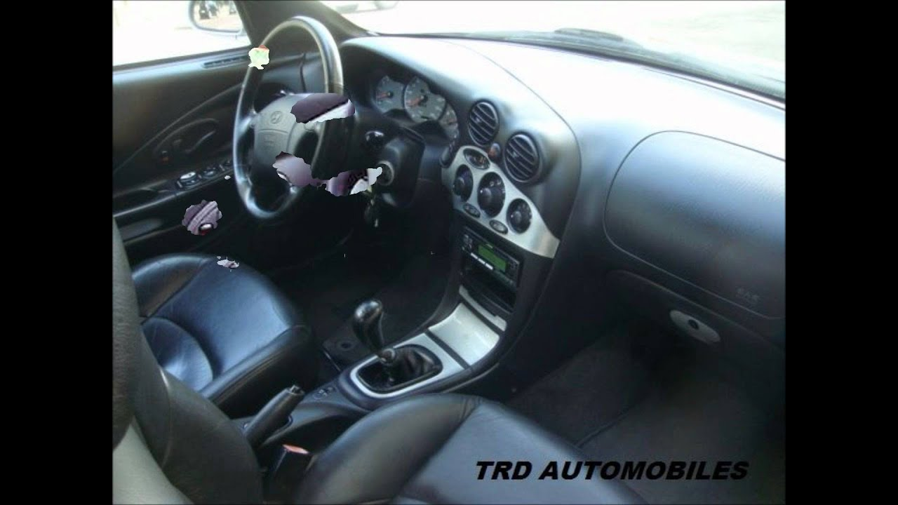Pr 233 Sentation Hyundai Coup 233 2000 Youtube