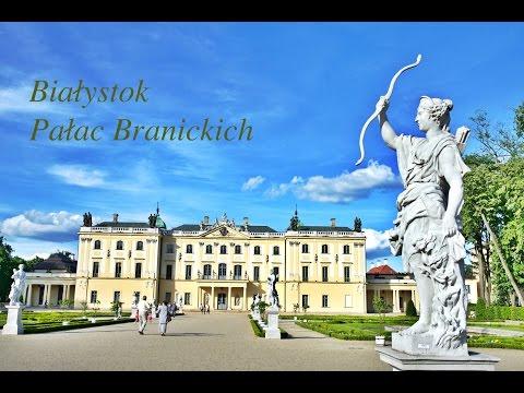 Białystok. Pałac Branickich