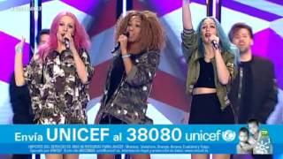 "Sweet California y su ""Good Life"" en Gala UNICEF 2016"