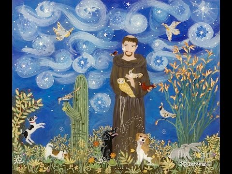 a biography of saint francis of assisi a catholic saint Saint francis was born in 1181 in the town of assisi, about 80 miles from rome  his father was a wealthy cloth merchant in his youth, francis was regarded as.