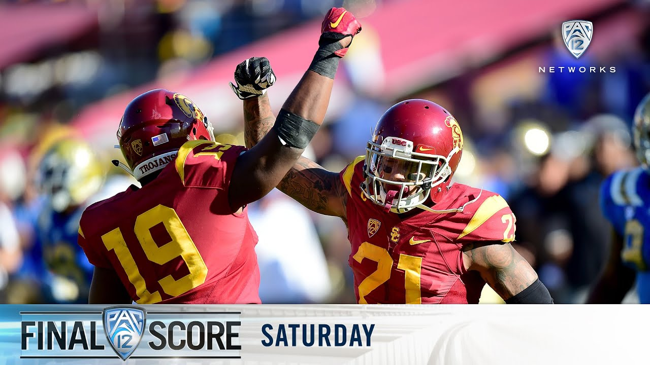 Highlights: USC football takes the South in Crosstown Showdown win over UCLA