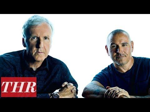 James Cameron & Tim Miller On 'Terminator' Reboot & Dangers Of Artificial Intelligence | THR