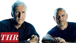 James Cameron & Tim Miller on 'Terminator' Reboot & Dangers of Artificial Intelligence | THR